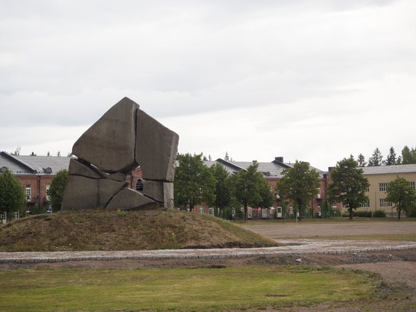 Asuntomessut, Kouvola, Pioneeripuisto